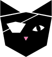 Pirate Kitten Logo